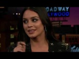 Vanessa Hudgens on The Late Late Show with James Corden - March 16th FULL