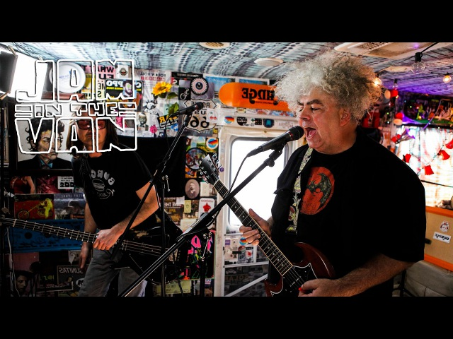THE MELVINS - Hag Me (Live from JITV HQ in Los Angeles, CA 2017) JAMINTHEVAN