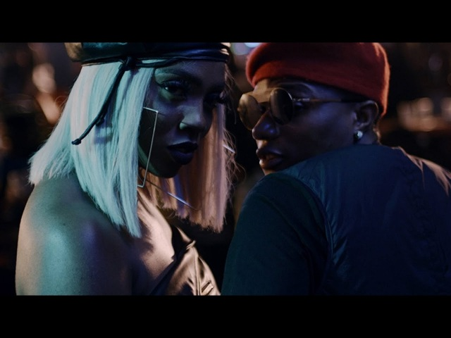 Tiwa Savage Ft. Wizkid Spellz - Ma Lo ( Official Music Video )