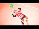 TOP 10 BEST Spike by SETTER in Women's Volleyball