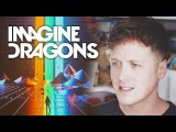 IMAGINE DRAGONS BELIEVER (kitchen cover)