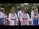 Праздник деревни Помосъял Муралтена кушталтена