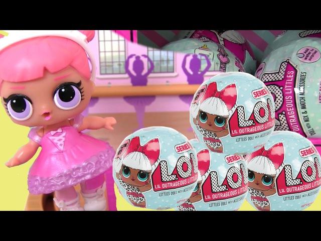 Видео для Детей. Сюрприз Игрушки. Игрушки Куклы. LOL BABY SURPRISE DOLLS ДетскийКанал
