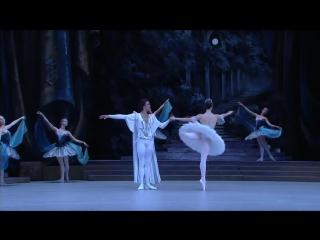 Балет Раймонда в Большом 2012 —Мария Александрова,Р.Скворцов,П.Дмитриченко