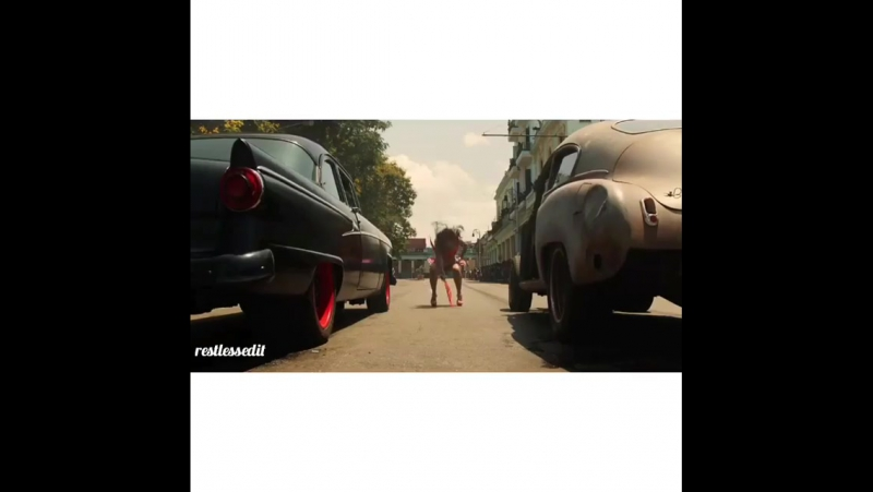 The fast and the furious vine