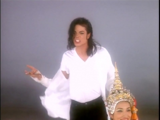 Michael Jackson - Black Or White (1991, the complete version)