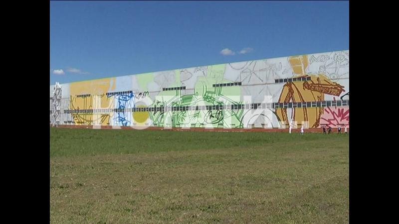 Самое большое в мире граффити будет создано в Нижегородской области