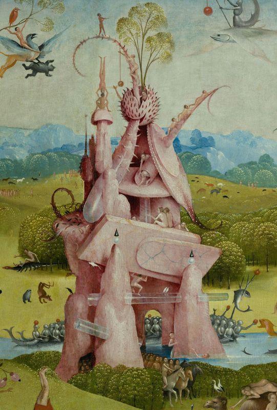 Иероним Босх – святой или грешник. Рассуждение в формате сайта свадебного ведущего Волгограда