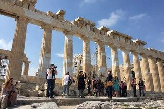 Учебная поездка в Грецию