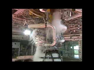 Powerful nasa sls rocket engine test-fired in mississippi vi-1