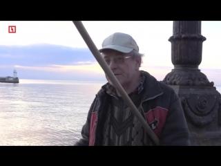 Прогулка по утренним пляжам и набережным Ялты - прямая трансляция
