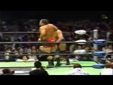 Kenta Kobashi (c) vs. Takeshi Rikio (352005)