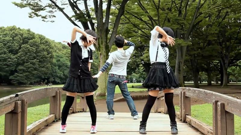 【ただの恐暴】ZIGG-ZAGG踊ってみた~自由型~【あぷ★くら!】 sm14941277