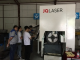 South Korea, Malaysia, the customer technical staff in JQ study, your Chinese said very great