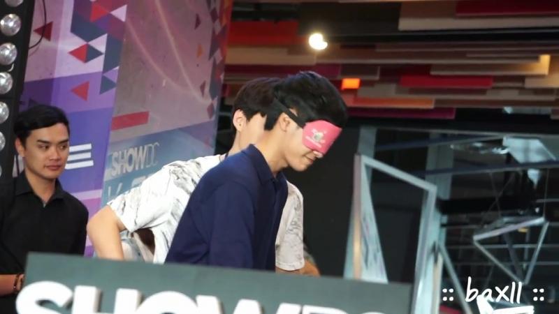 170327 (Full Event 1) SingtoKrist - Show DC 50 First Date Shopping Race
