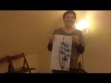 Видео-отзыв Юлии Давыдовой, 4 занятие