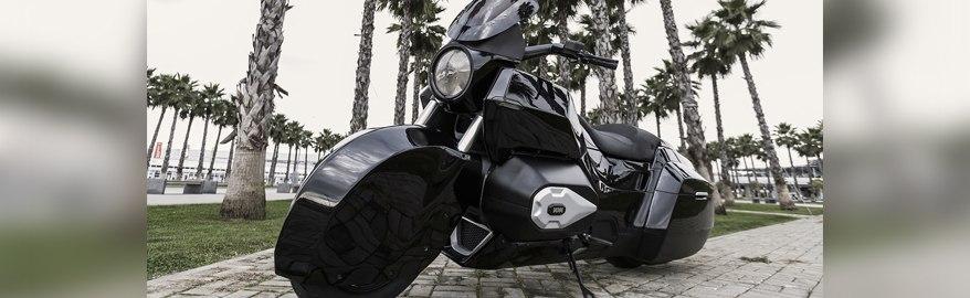В Сочи протестировали новый мотоцикл «Иж»