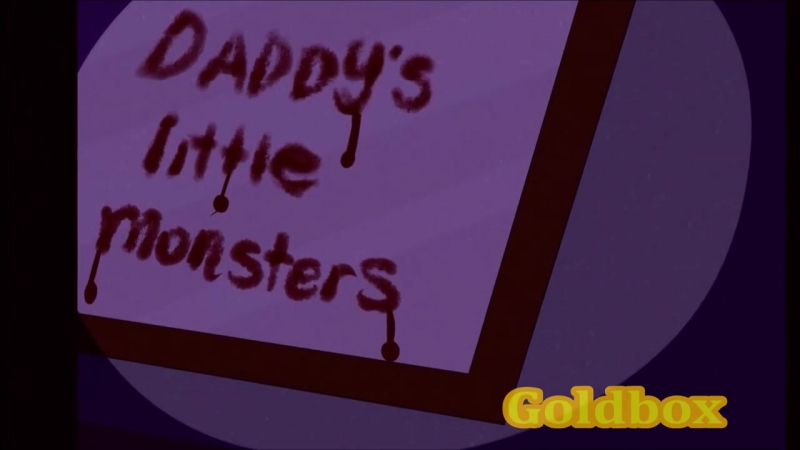 Daddy_s little monsters song by tryhardninja warni