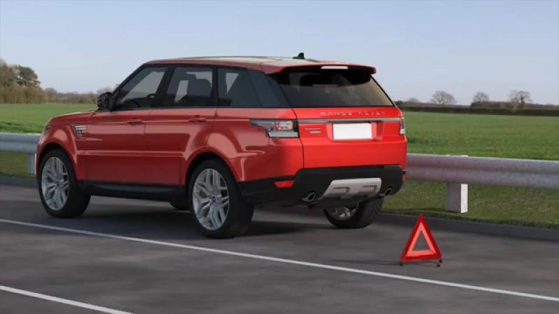 Land Rover InControl оптимизированная служба помощи на дорогах Land Rover Assistance