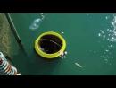 Контейнер который собирает плавающие придметы