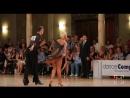 Marius Andrei Balan Khrystyna Moshenska danceComp Wuppertal 2017 WDSF WO L 2