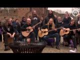 Викинги поют песню Хей ла ла хей