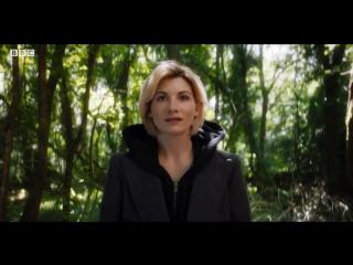 Meet the Thirteenth Doctor