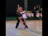 Jive  Andrea Civita &amp Eleonora De Mitri  Croatian Trophy 2017 final