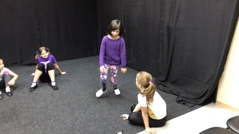 Танцевальное «Зеркало»