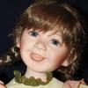 Фарфоровые куклы. Фарфоровые клоуны. Куклы ГДР