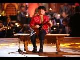 Синяя птица. Эфир от 12.11.2017. Владислав Седов.В. А. Моцарт, «Турецкое рондо».«Калинка-Малинка», русская народная песня