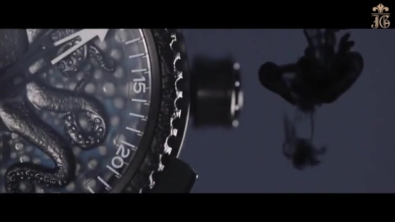 RJ-Romain Jerome the Octopus Lume