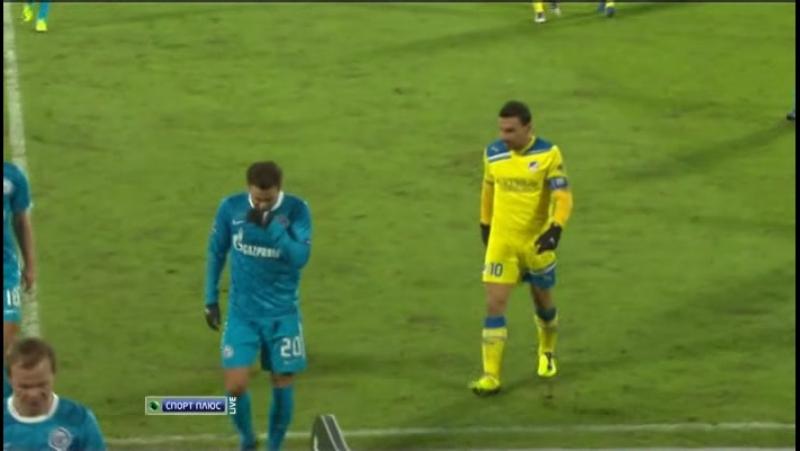 169 CL-2011/2012 Zenit St. Petersburg - APOEL Nikosia 0:0 (23.11.2011) HL » Freewka.com - Смотреть онлайн в хорощем качестве