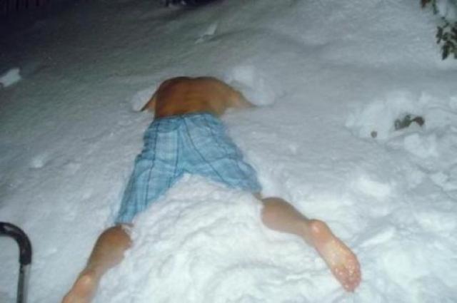 Смерть от переохлаждения: как убивает холод