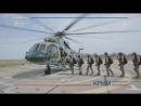 Широкомасштабные учения ФСБ прошли в Крыму на воде, на суше и в воздухе.