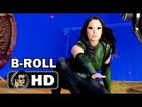 GUARDIANS OF THE GALAXY VOL. 2 B-Roll Blooper Footage #2 (2017) Chris Pratt Marvel Movie HD