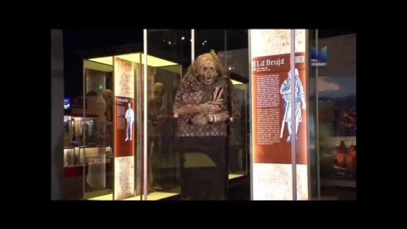History: Музейные тайны: Музей Мумий в Гуанахуато