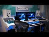 Danyella Building an Electronic Music Studio (StudioDesk, Herman Miller, Image Line) + GIVEAWAY