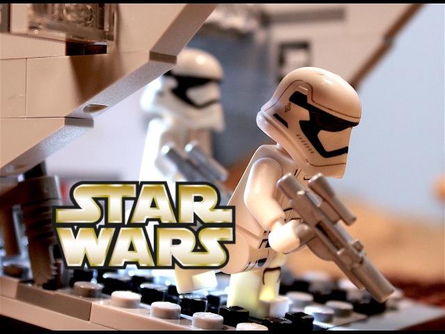 LEGO Star Wars The Force Awakens 1 - Jakku