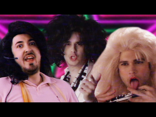 The Midnight Beast - Kiss Your Sister (ft. Bobby Lee Rich Fulcher) [OFFICIAL VIDEO]