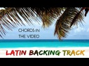 Latin Acoustic Backing Track Rumba Reggae A minor
