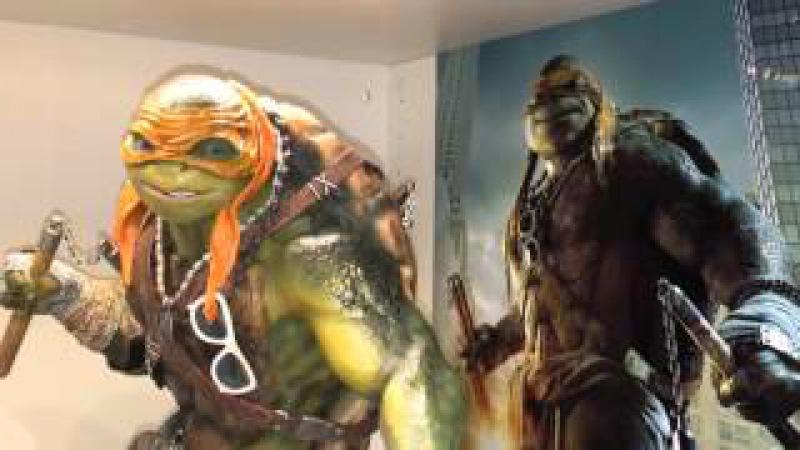 Prime 1 Michaelangelo statue Unboxing/review