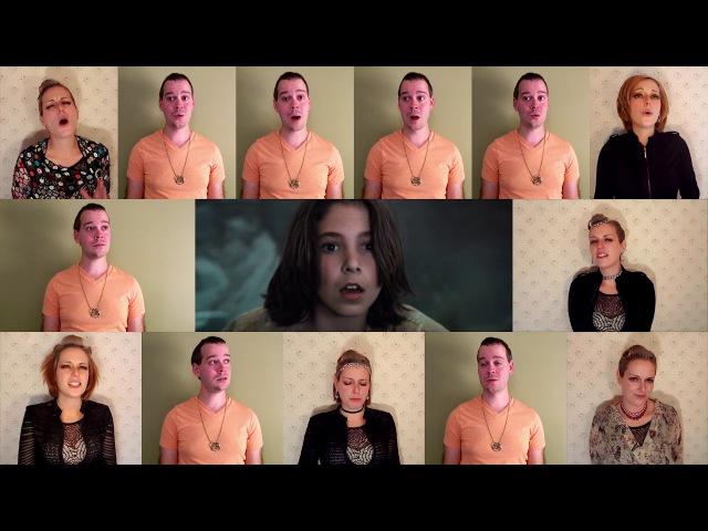 Limahl Neverending Story Acapella Cover w/Alicia Renée Jaron Davis