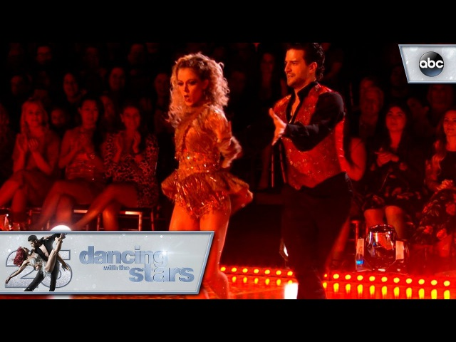 Lindsey and Mark's - Samba - Dancing with the Stars