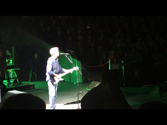 Eric Clapton - Key to the Highway (Royal Albert Hall, May 22 2017)