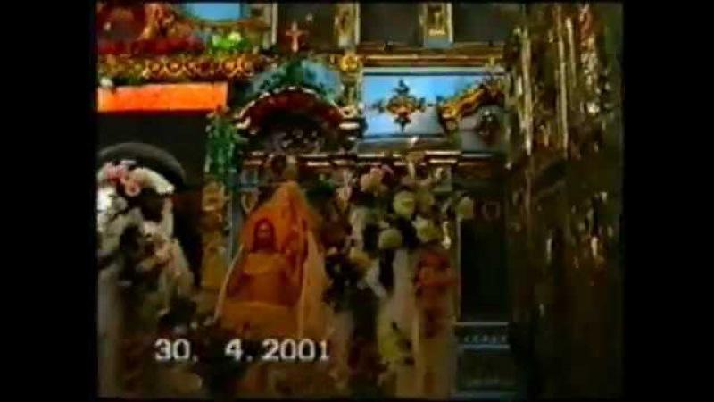 Прославление Свят. Филарета (Вознесенского) Суздаль 30.04.2001 г. Ч-1