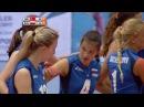 2017 07 20 VOLLEYBALL HIGHLIGHTS WOMAN TURKEY vs RUSIA DEAFLYMPICS2017
