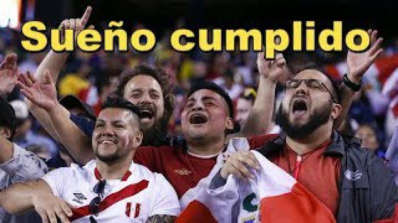 Seleccion Peruana - Sueño cumplido - Peru al mundial de Rusia 2018 (Video emotivo)
