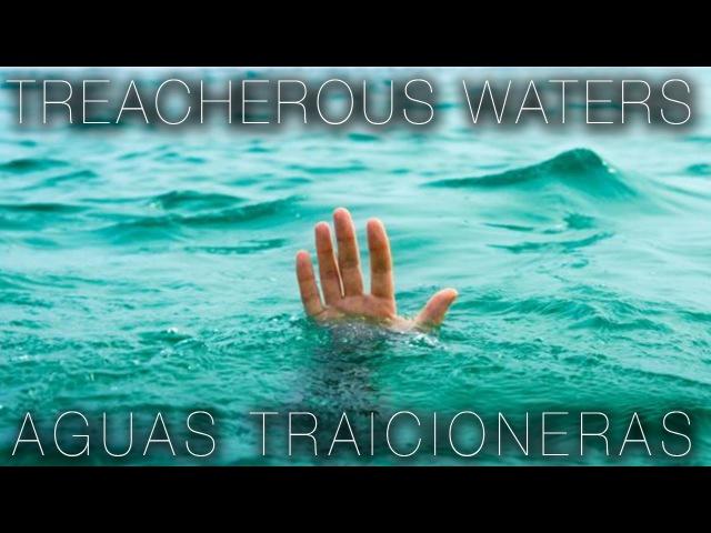 Aguas Traicioneras, Olas Peligrosas...RESPETO AL MAR