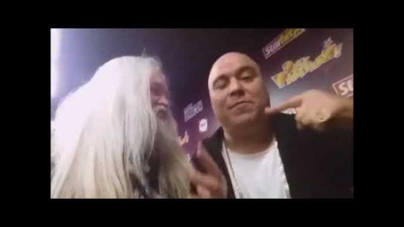 Доминик Джокер дает интервью Волшебнику Кулебякину